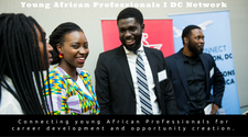 Young African Professionals (YAP DC) Network logo