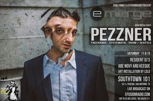 E:MERGE featuring Pezzner