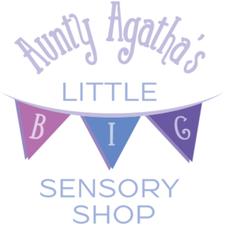 Aunty Agatha's The Little BIG Sensory Shop logo