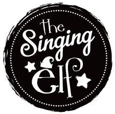 The Singing Elf  logo