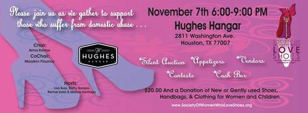 Society of Women Who LOVE Shoes - Houston