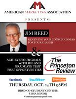 Calpoly AMA Presents Jim Reed and The Princeton Review