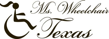 Ms. Wheelchair Texas 2014 Gala