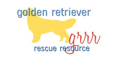GOLDEN RETRIEVER RESCUE RESOURCE FUNDRAISER (GRRR)...