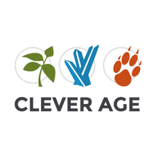 Clever Age North America logo