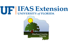 UF/IFAS Extension Alachua County logo