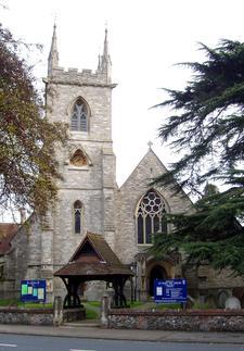 St Mary's Church, Ewell logo