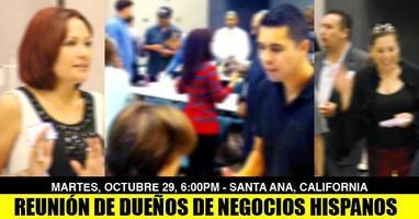 Reunión de Dueños de Negocios Hispanos - MIXER