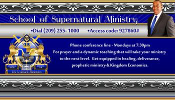 The School of Supernatural Ministry's New York Power...