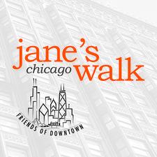Jane's Walk Chicago logo