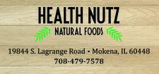 Health Nutz Natural Foods  logo