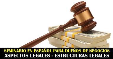 Seminario: Aspectos & Estructuras Legales de tu...