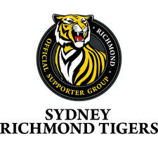 Sydney Richmond Tigers Official Supporter Group logo