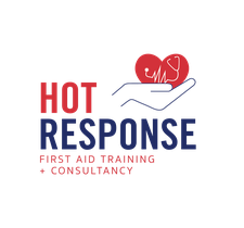 Hot Response First Aid Training & Consultancy logo