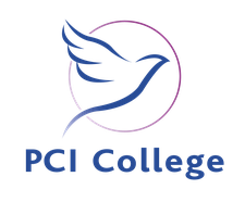 PCI College logo