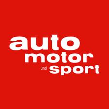 auto motor und sport logo
