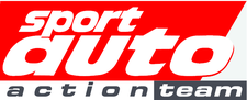 sport auto action team logo