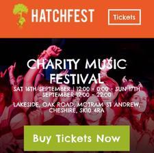 Lakeside Events- Mark Hatch, Lisa Hewitt, logo