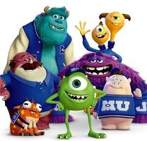 Campus: Family Night Dinner and a Movie — Monsters...