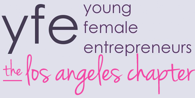 Young Female Entrepreneurs Los Angeles: July '12