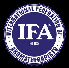 International Federation of Aromatherapists  logo