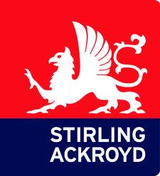 Stirling Ackroyd x FORA logo