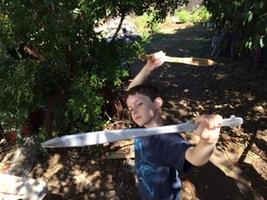 Cast a Custom Sword with Molten Metal: Morning