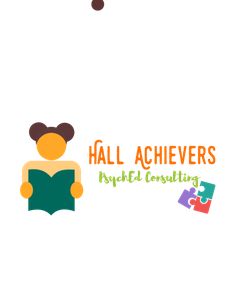 Hall Achievers Psych-Ed Consulting LLC. logo