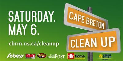 The Cape Breton Clean Up