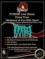 XTREME Line Dancing @ NZURI Natural Hair Festival