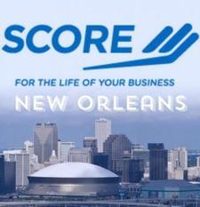SCORE New Orleans Regional Chapter logo