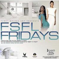 Vibe Fridays @ Island Lounge
