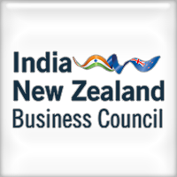 India New Zealand Business Council logo