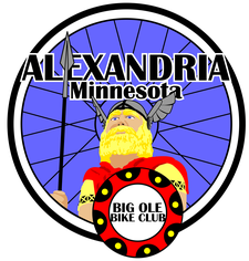 Big Ole Bike Club logo