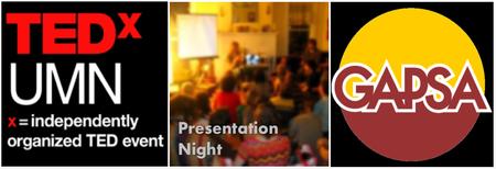 TEDxUMN - GAPSA Presentation Workshop