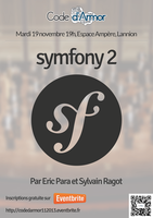 Symfony 2, le retour