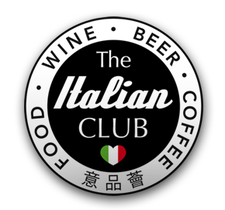 The Italian Club Food & Beverage Co. Ltd  logo
