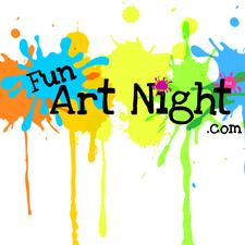 Fun Art Night logo