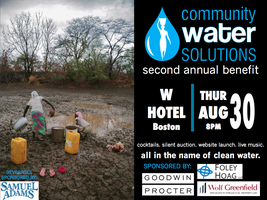 Community Water Solutions 2nd Annual Benefit