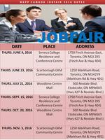 CAREER FAIR DAY in SCARBOROUGH on THURS. NOVEMBER 3,...