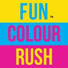Fun Colour Rush 2019 logo