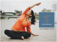 Yoga Begins-with Vani logo