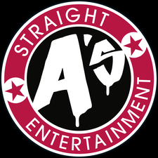 Straight A's Entertainment logo