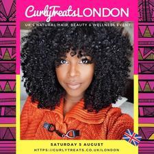 CurlyTreats Festival (Formerly Natural Hair Week) logo