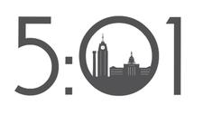 Lansing 5:01  logo
