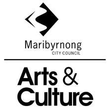 Arts & Culture Maribyrnong logo