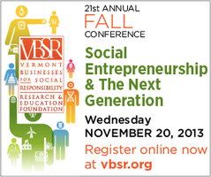 VBSR's 21st Annual Fall Conference