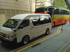 Minibus Maxi Cab Singapore | (65) 93364142 logo