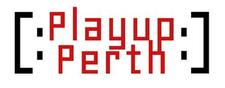 PlayUp Perth logo