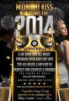 3rd Annual OC Midnight Kiss New Years